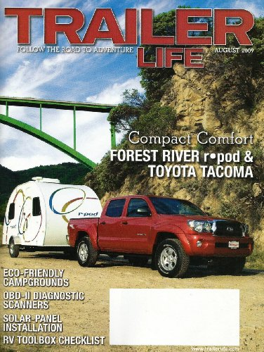 Trailer Life Magazine, August 2009 (69) ()