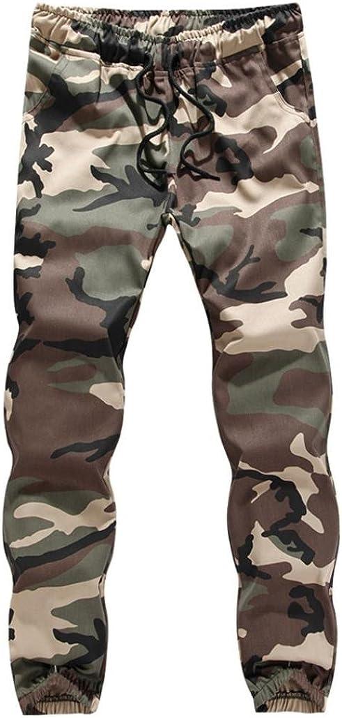 Sumen Men Fashion Jogger Camo Sportwear Baggy Harem Pants Trousers Sweatpants Plus Size M~5XL