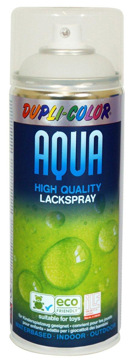 Dupli Color 252433 Acqua Vernice Spray, 350 ml, Trasparente Opaco Motip Dupli GmbH B007TVWP7Y