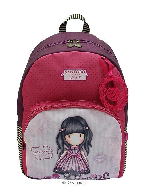 Santoro - Bolso mochila para mujer Sugar and Spice: Amazon.es: Ropa y accesorios