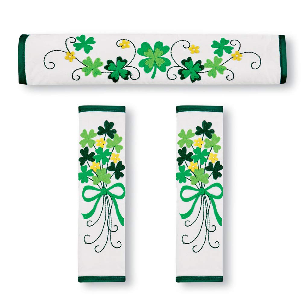 Collections Etc Irish Appliance Handle Covers