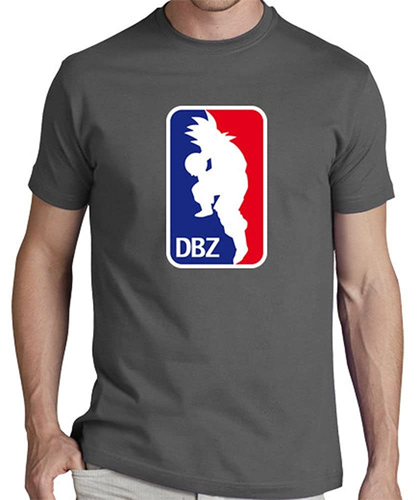 LaTostadora Camiseta NBA - Camiseta hombre clásica, calidad premium Gris ratón Talla S: Amazon.es: Ropa y accesorios