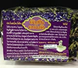 100% Organic Dried Butterfly Pea Flowers for Healthy From Thailand Net Weight 100 G X 3 Packs