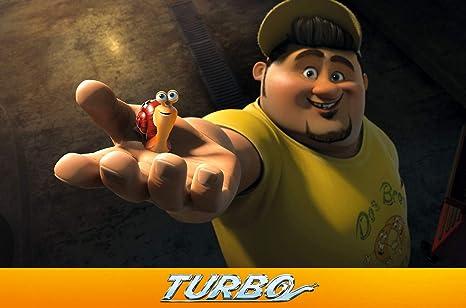 Turbo - Kleine Schnecke, großer Traum Alemania DVD: Amazon.es: David Soren: Cine y Series TV