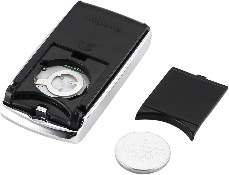 FairytaleMM DH-CL20 Mini LCD Elektronische Digitale Taschenwaage Autoschl/üssel Form Schmuck Waage Gramm Waage
