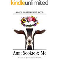 Aunt Sookie & Me: the sordid tale of a scandalous southern belle book cover