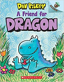 Image result for friend for dragon pilkey acorn