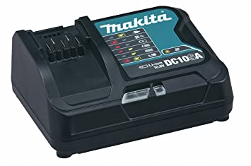 Makita DC10SA - Cargador para baterías (10,8 V, Li-ion, 4,0Ah ...