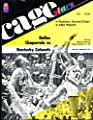 1967 11/21 Dallas Chaparrals vs Kentucky Colonels ABA basketball program