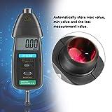 Akozon Contact Tachometer, Professional