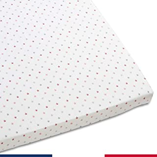 Fitted Sheet For Child With Stars, 70x140