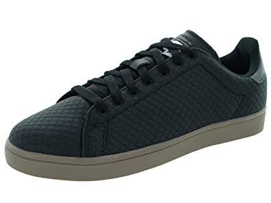 Adidas Stan Smith Vulc Carbon black gums Skate Shoe 9 Us  Amazon.co ... d8169d03f