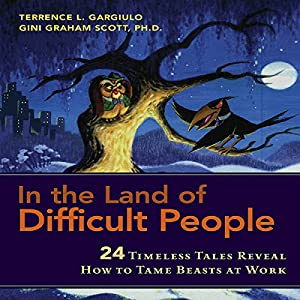 In the Land of Difficult People Audiobook