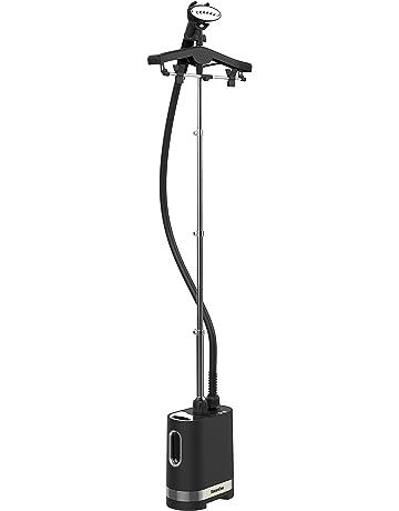 Steam One Centro de Planchado Vertical-Unilys Black, 2000 W, 1.2 litros,