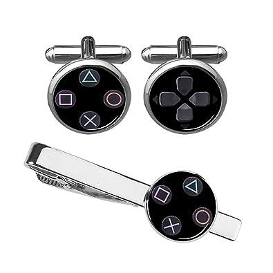Zunon controlador de consola de juego de vídeo Gemelos y Tie ...