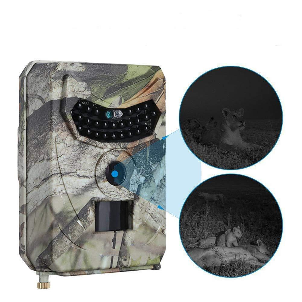 Isdafish PR-100 Automatic Hunt Camera Field Anti - Theft Camera Infrared Night Vision Hunting Camera