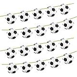 Wimpelkette Fussball 10mtr