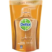 Dettol Gold Classic Clean Shower Gel Refill, 900ml