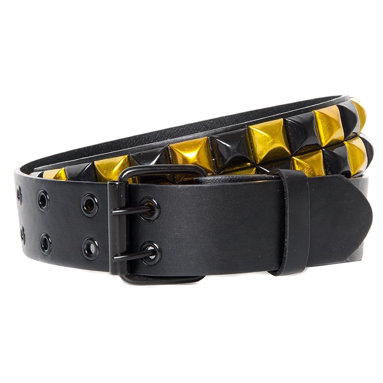 Accessoryo - Cinturón - Cinturón - Cuadrados - para hombre Durable Modelando d2bace4fac4d