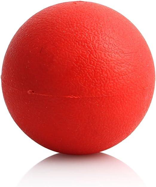 Qiuxiaoaa Pet Molar Ball Limpieza de los Dientes Durable Red Ball ...