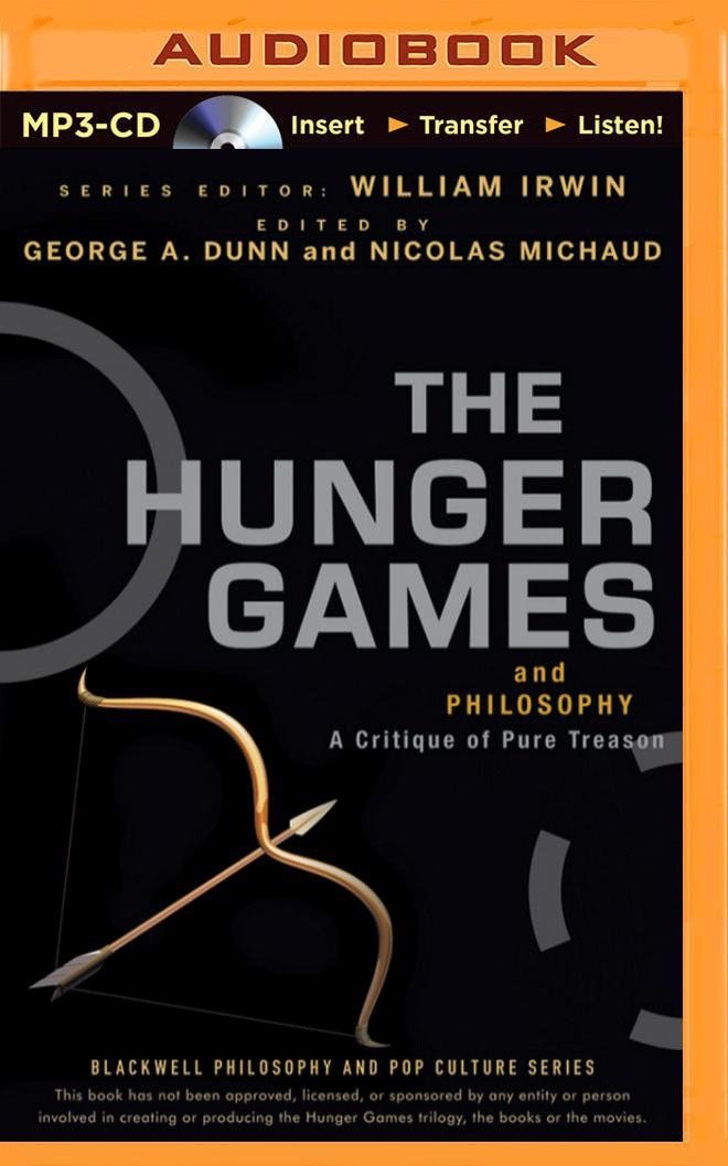 Download The Hunger Games and Philosophy: A Critique of Pure Treason ebook