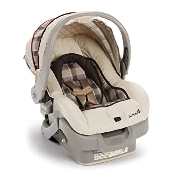 Amazon Com Safety 1st Designer Infant Car Seat Windham Rear