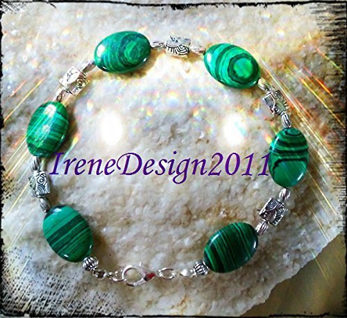 Silver Bracelet with Amazonite