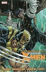 Wolverine & the X-Men by Jason Aaron - Volume 5 by Jason Aaron, Nick Bradshaw, Steve Sanders (2013) Paperback