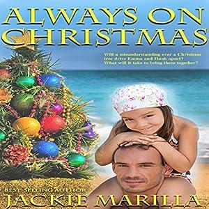 Always on Christmas Audiobook
