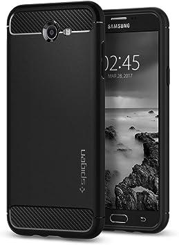 Funda Samsung Galaxy J7 2017, Spigen [Rugged Armor] Resistente ...