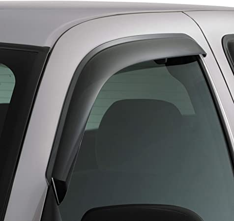 Auto Ventshade 25833 Bugflector II Dark Smoke Hood Shield for 1994-2001 Dodge Ram 1500 1994-2002 Ram 2500 /& 3500