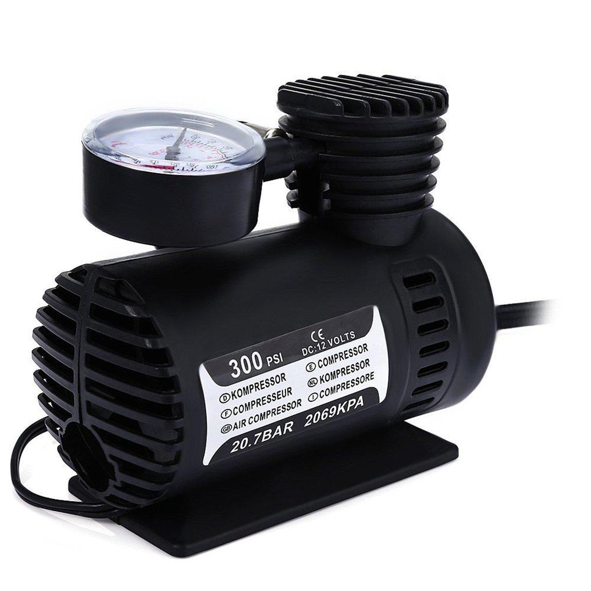 Universal de impresión compacta Compresor Aire Compresor 300 PSI: Amazon.es: Bricolaje y herramientas