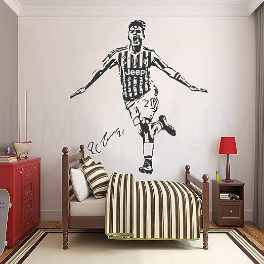 Ajcwhml Grande Paulo Dybala Juventus Argentina Fútbol Tatuajes de ...