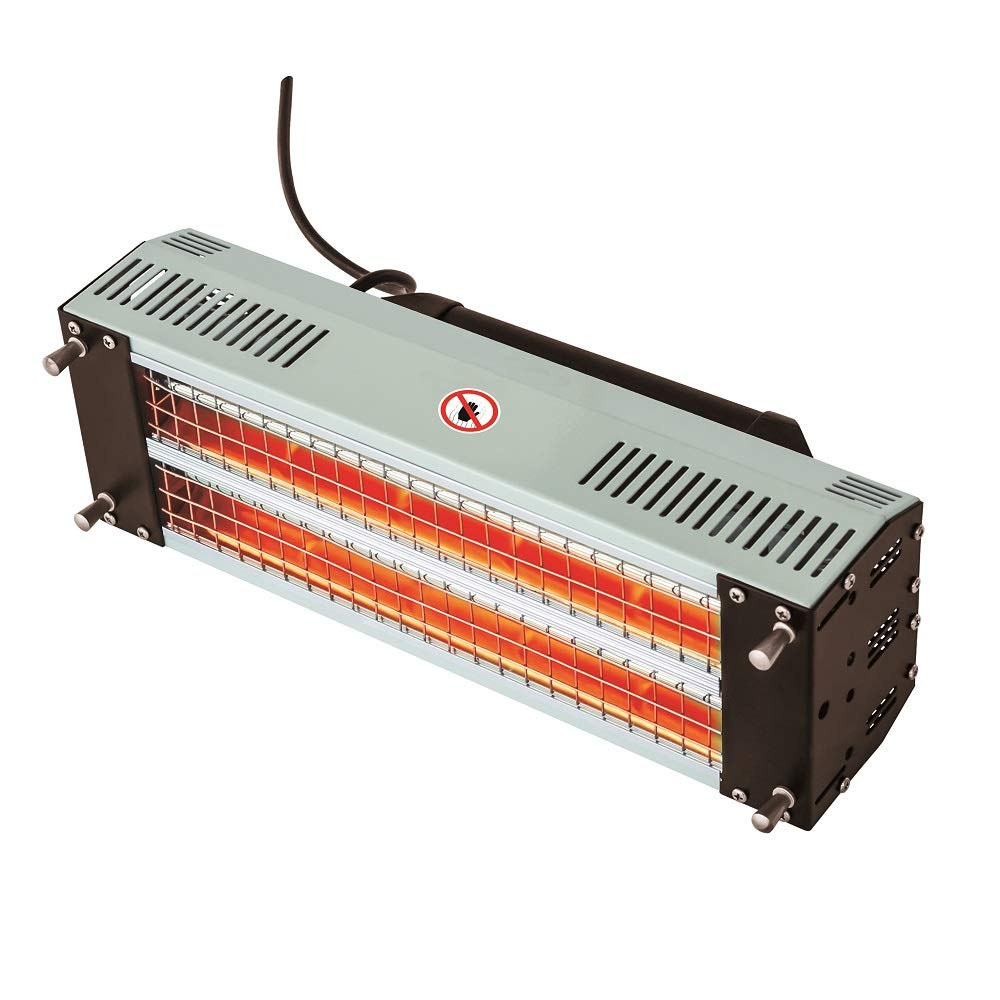 SOLARY IR2 Infrared Dryer 110V Baking Infrared Paint Curing Lamp Short Wave Infrared Heater