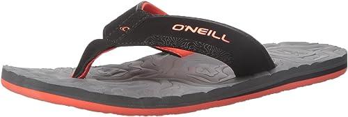 O/'Neill Boys Flip Flops sandals sz 2//3 Rocker