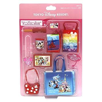 8683d9425cbd0b 小物 セット ファッション ドール 専用 (レインボーモチーフ他) ディズニー 女の子 おもちゃ お 人形 着せ