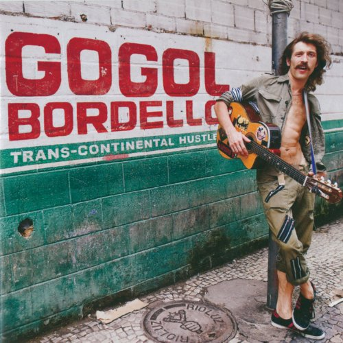 Gogol Bordello - Trans-Continental Hustle [2 Lp] - Zortam Music