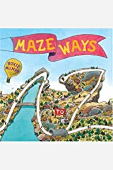 Mazeways: A to Z Hardcover
