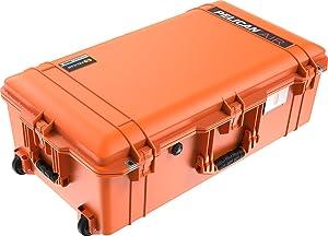 Pelican Air 1615 Case with Foam (Orange)