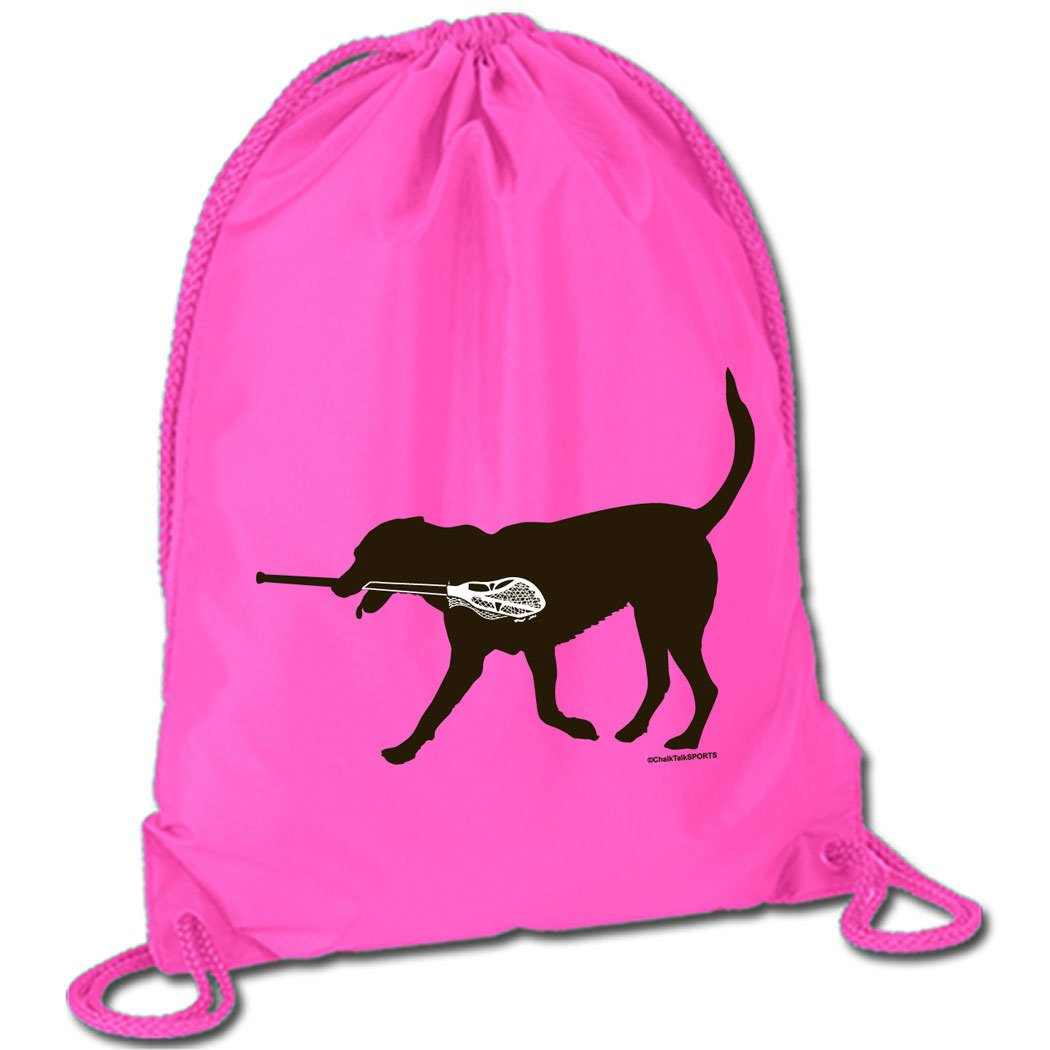 28379bbaaa21 Max The LAX Dog Sport Pack Cinch Sack | Girls Lacrosse Bags by ...