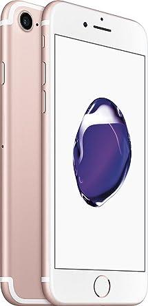 Apple iPhone 7 32GBUnlocked Phone, Rose Gold (Certified Refurbished)