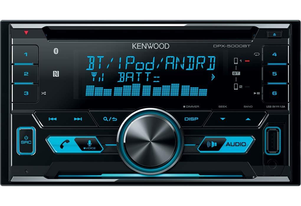 DAB+ Digitalradio Bluetooth Einbauset f/ür Nissan X- JUST SOUND best choice for caraudio Autoradio CD Spotify f/ür iPhone Pioneer FH-X840DAB 2-DIN USB