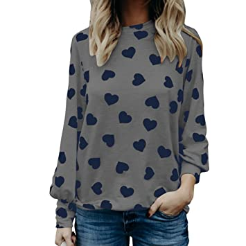 Clearance Youngh New Womens Blouses Shirts Ladies Plus Size Blouses