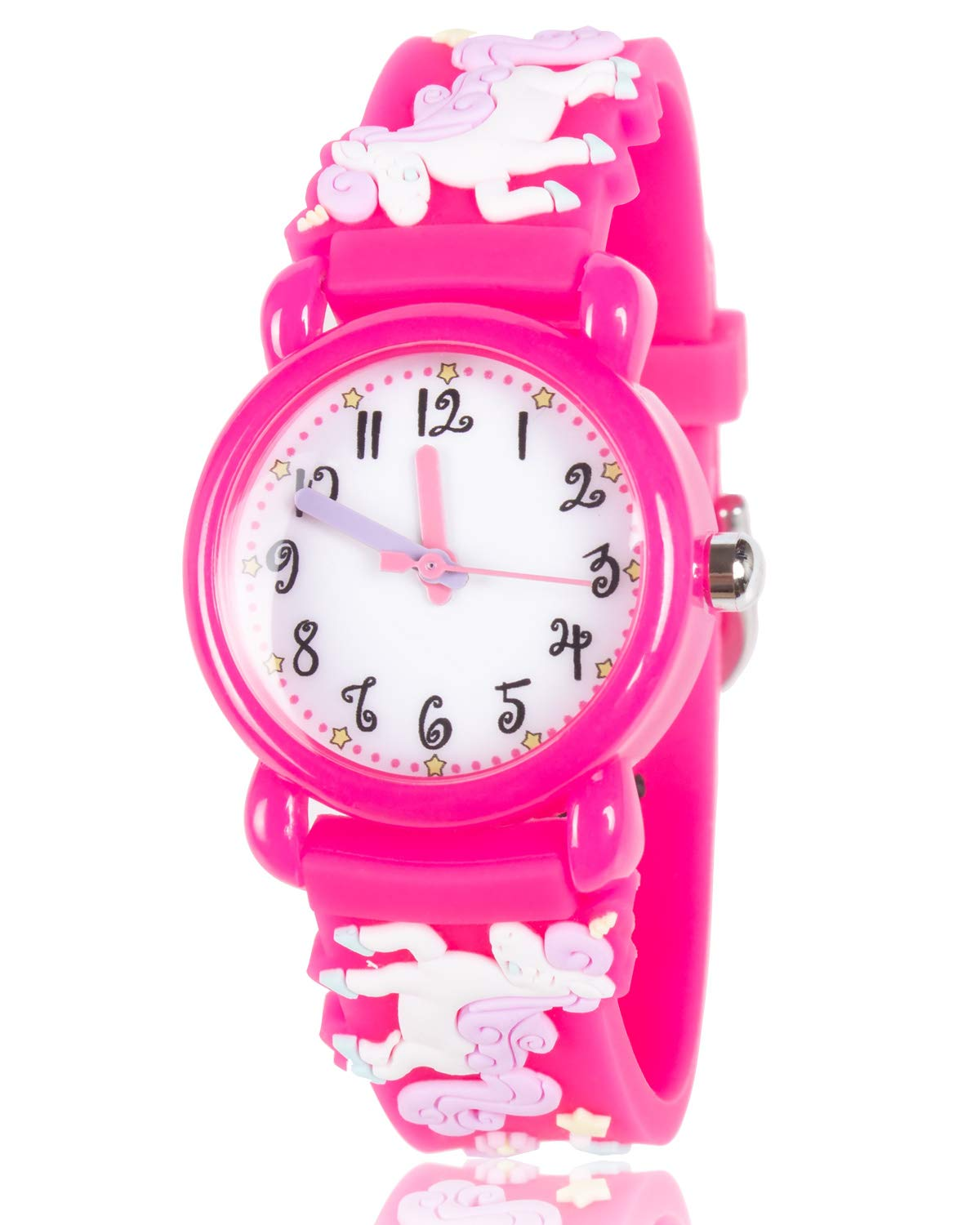 Unicorn Gifts for 4-13 Year Old Girls Kids, Watch Toys for Girl Boy Age 5-12 Birthday Present for Kids by Kids Gift