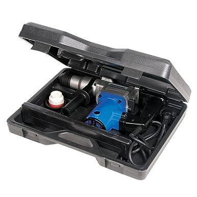 Silverline 633821, Taladro percutor SDS Plus 850 W, Azul/Gris: Amazon.es: Industria, empresas y ciencia