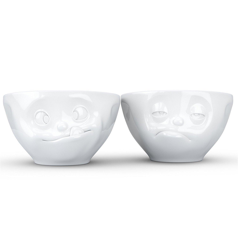 Porzellan Wei/ß 11.7 cm FiftyEight Sch/älchenset 2-Einheiten