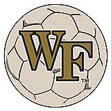 Fan Mats Wake Forest Soccer Ball Rug, 29'' Dia.