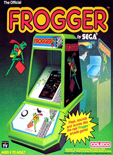 "FROGGER ART VINTAGE 2"" x 3"" Fridge MAGNET Table Top for sale  Delivered anywhere in USA"