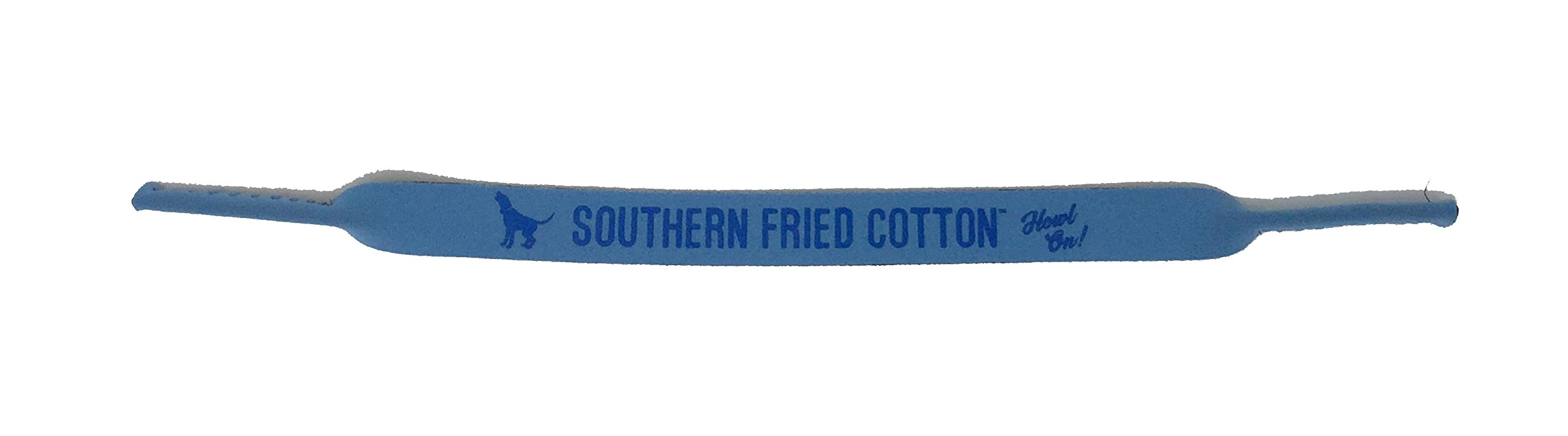 Southern Fried Cotton Howl On Sunglass Strap-Sky by Southern Fried Cotton