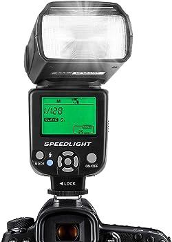 ESDDI Flash Speedlite for DSLR and Digital Cameras